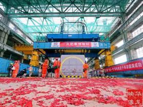 刚刚,华龙首堆常规岛最重设备发电机定子吊装就位
