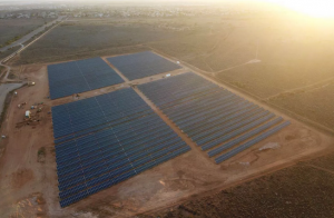 北控清洁能源集团投资的南澳大型地面光伏电站一期工程投产