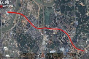 湖南首条电力盾构隧道开建 将改善长沙河东电网结构