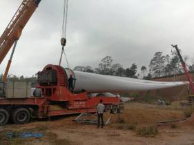 国投广西浦北龙门风电二期100MW工程获核准