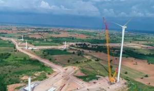 3SLift助力泰国Sarahnlom 风电场项目运维