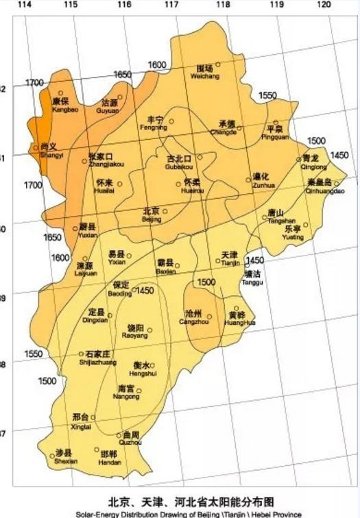 尚义县高清地图