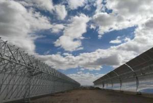 中广核新能源甘肃分公司与阿克塞签署100MW光热项目开发协议