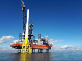 苏格兰引入世上最大离岸涡轮机,单机容量高达 8.8MW