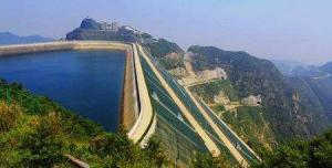华电集团首座抽水蓄能电站下水库成功截流