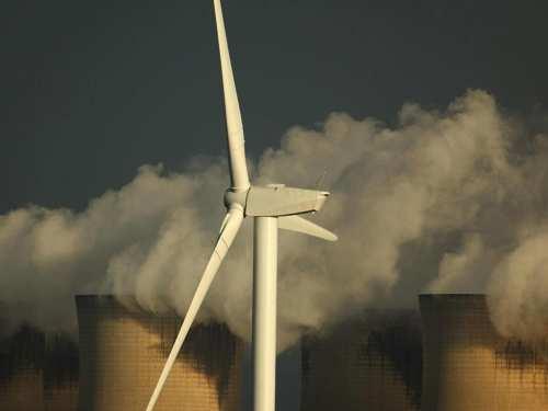 研究表明 全球变暖将推动英国风电发展