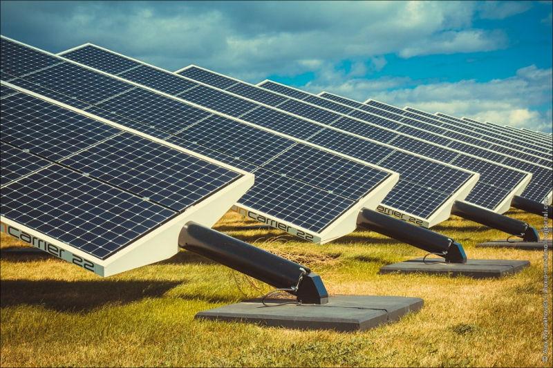 外国投资者将投资13亿美元在乌兹别克斯坦建设太阳能发电站