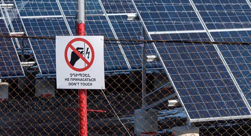 到2019年底亚美尼亚将获得空前便宜的太阳能
