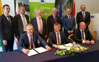 立陶宛和波兰之间建设战略性天然气管道