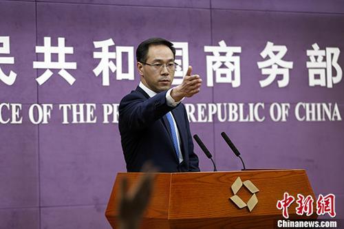 商务部:中国继续保持吉第一大贸易伙伴国地位