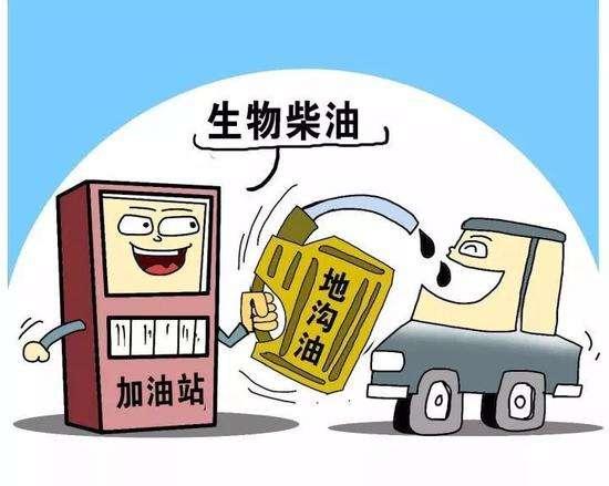 上海地沟油将华丽转身:制生物柴油 比0号柴油还便宜