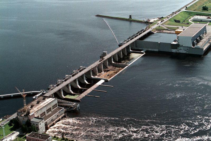 拉脱维亚的小水电