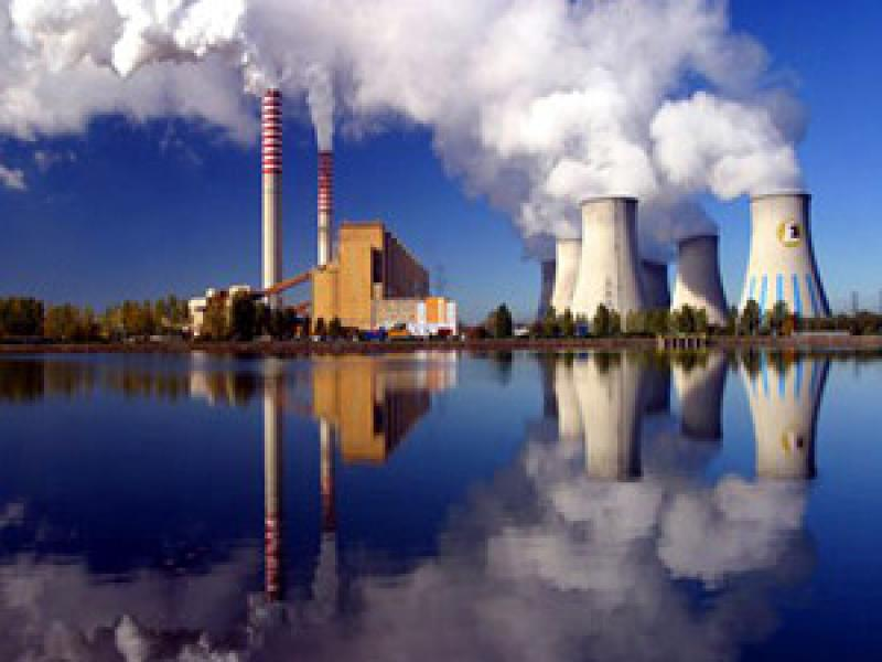 美国新型天然气燃烧电厂首次成功点火