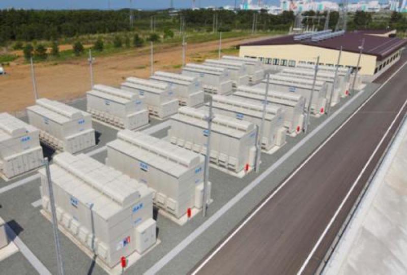 美国亚利桑那州建设第一个储能调峰电站