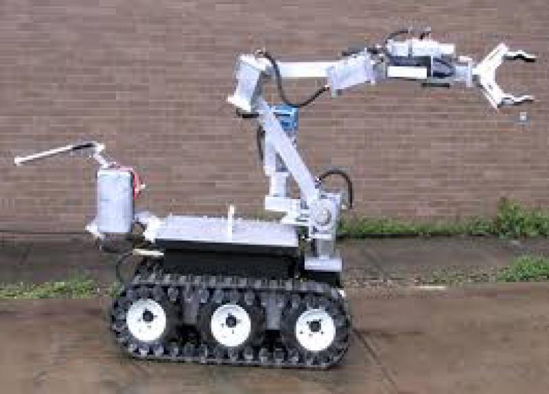智能防爆机器人产业项目落户浏阳高新区