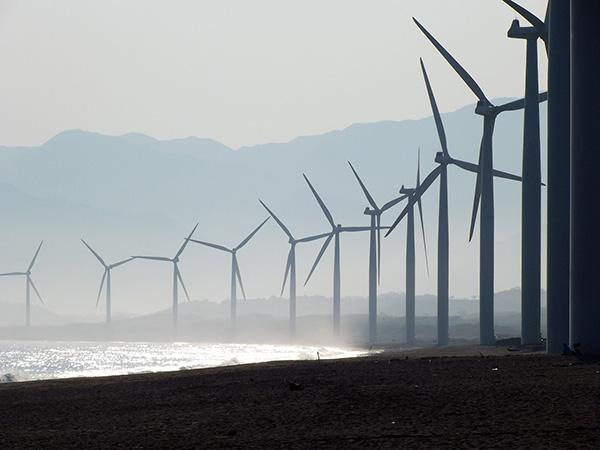 菲律宾:东南亚最大风力发电厂借风保障电力供应