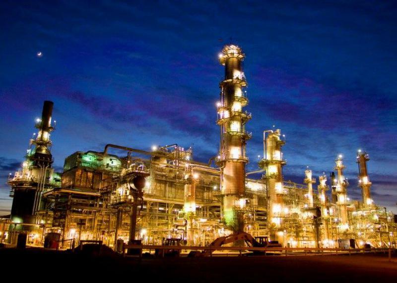 首座零CO2排放天然气燃烧电厂成功点火