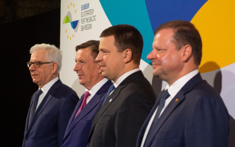 波罗的海国家与中欧的能源网格同步