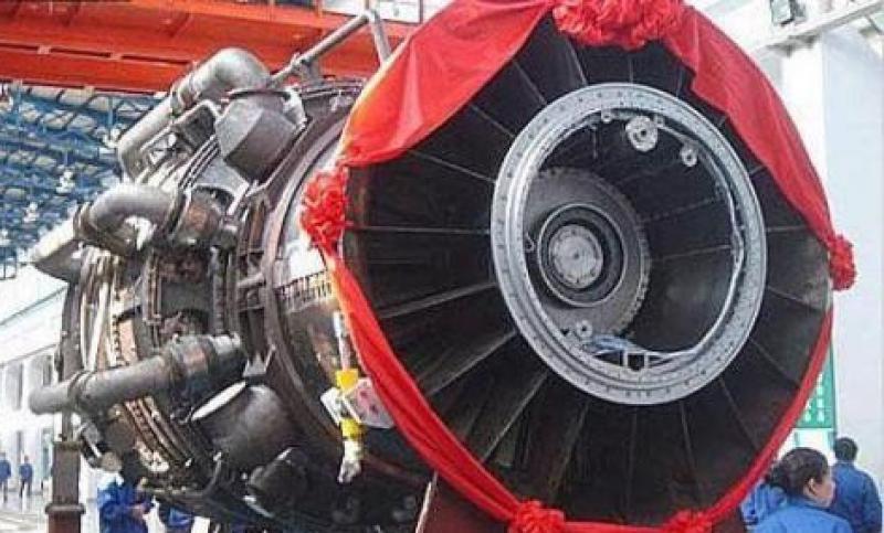 """海上平台用燃气轮机发电机组拥有自主""""中国心"""""""