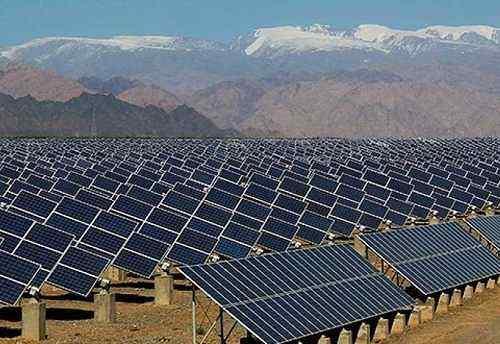 亚美尼亚的太阳能产业
