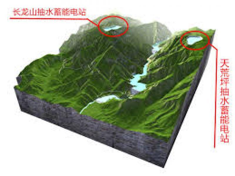 水电十四局中标浙江长龙山抽水蓄能电站项目