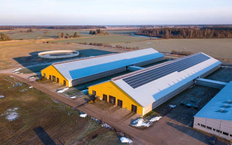 爱沙尼亚现在有更多的屋顶光伏选择