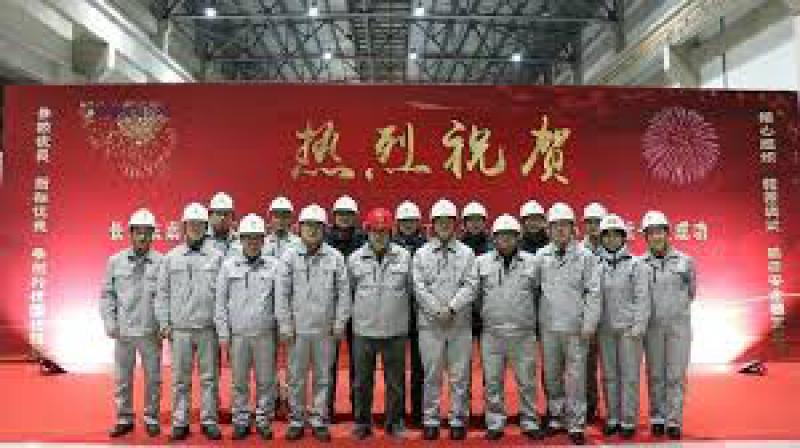 中国能建安徽电建二公司完成长春东南热电2号机组168小时试运