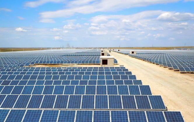 西班牙人斥巨资用于乌克兰最大的太阳能发电厂