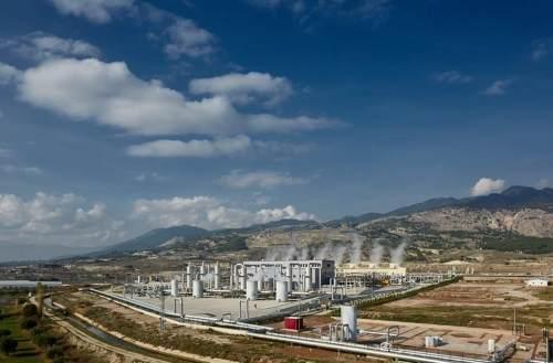 EBRD因为其在土耳其的Kizildere 3地热工厂的融资而获奖
