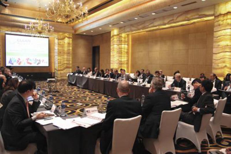 阿什兰德将参加欧盟能源部长理事会会议