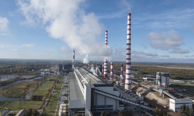 Eesti Energia将开始通过油页岩气产生更多电力