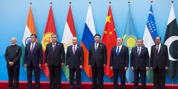 上合组织峰会:莫迪总统与哈萨克斯坦,吉尔吉斯斯坦和蒙古总统举行双边会谈