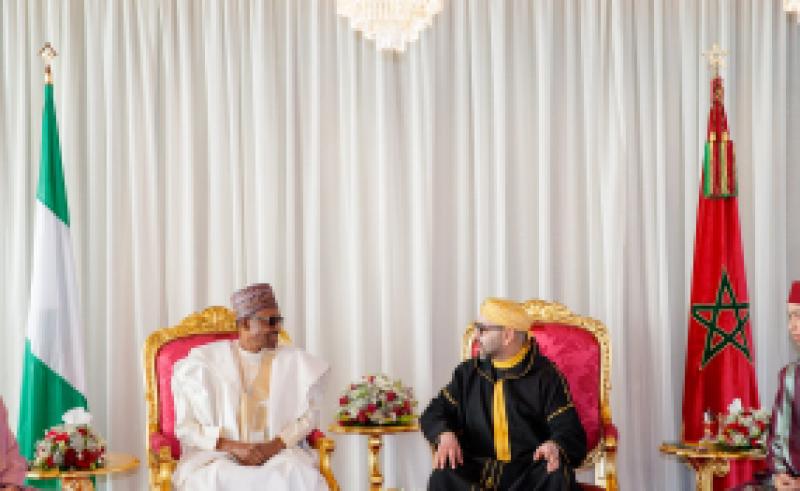 尼日利亚,摩洛哥签署燃气供应协定