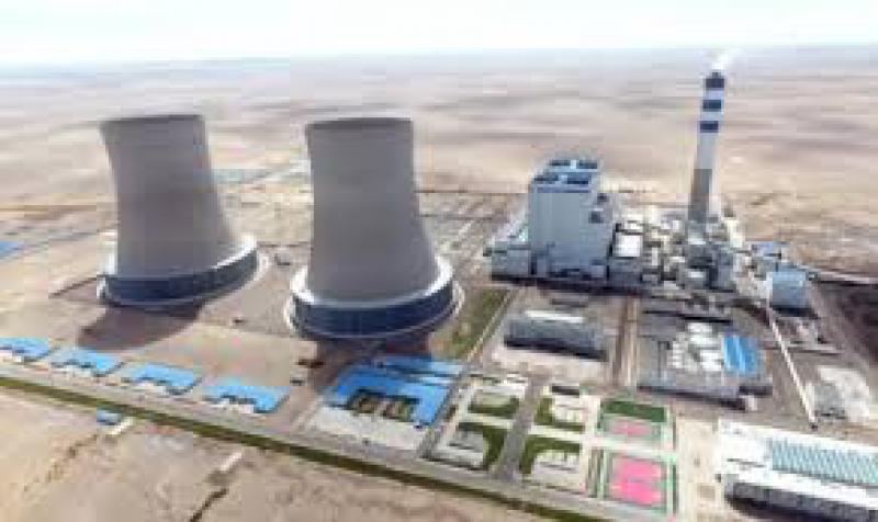 国电龙源工程总承包的哈密大南湖煤电一体化工程火电机组能效水平对标拔得头筹