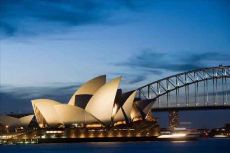"""澳贸易部长乔博:""""一带一路""""倡议给澳大利亚企业带来机遇"""