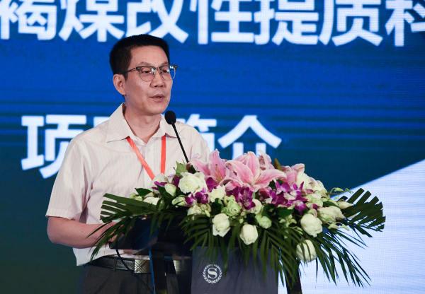 长青中美能源常务副总裁李辉春:让褐煤成为煤炭的优化资源