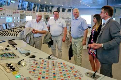 白俄罗斯核电厂计划实施综合管理系统