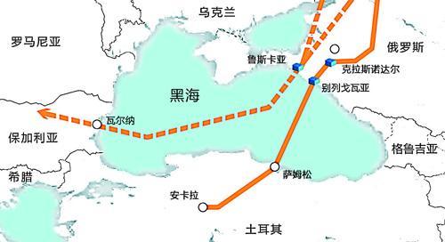 第一批天然气通过阿塞拜疆的输油管道抵达土耳其