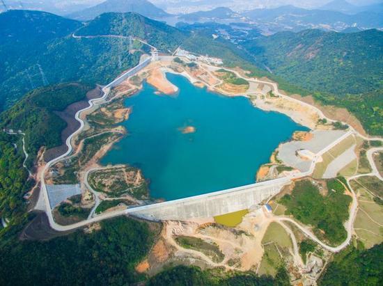 我国首个城市内大型抽水蓄能电站 深圳抽水蓄能电站3号机组并网成功