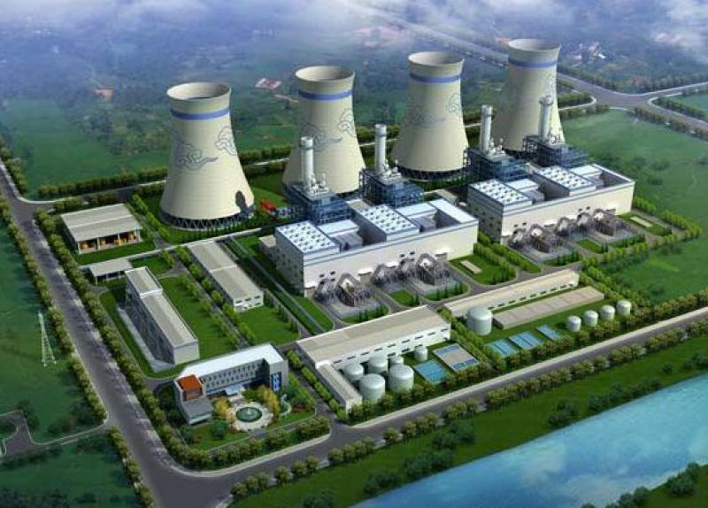 中国电建江西院中标热电联产项目