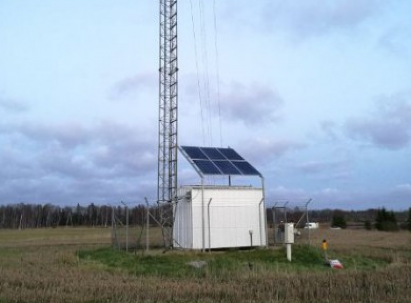 AJ电源为Tele2基站提供太阳能电池板