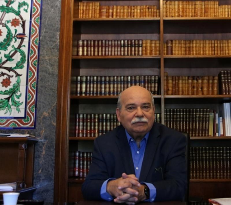 """希腊议长:希中合作潜力巨大 支持""""一带一路""""倡议"""