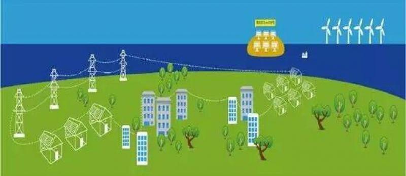 国内首个电网侧分布式电池储能项目并网运行