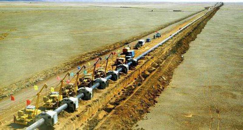 甘肃昆仑燃气向兰州市去年累计输送天然气近120亿立方米
