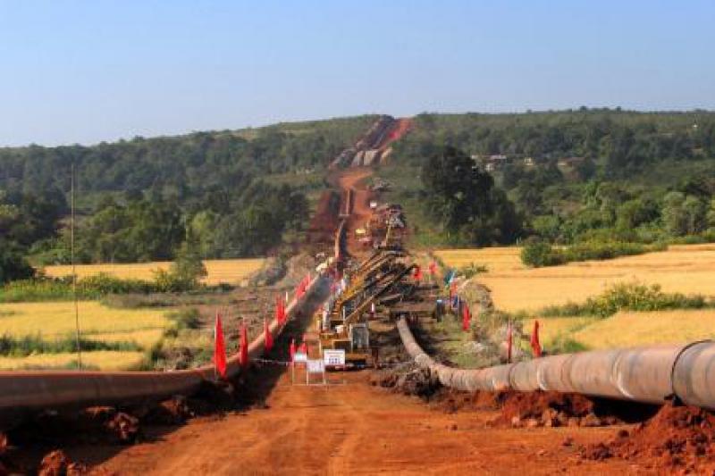 中缅油气管道拉动云南外贸进出口恢复增长