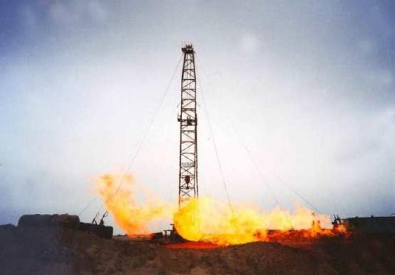 我国陆上最深天然气井投产