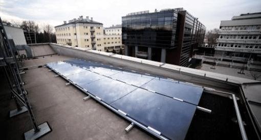 华沙和周边地区的可再生能源炉增加0.43兆瓦