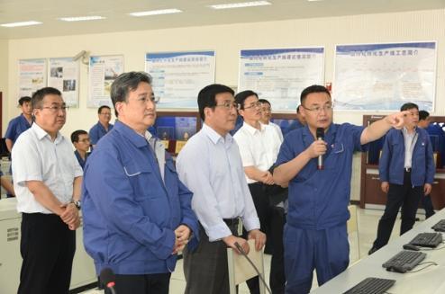 林铎:大力支持核工业重要平台基地发展