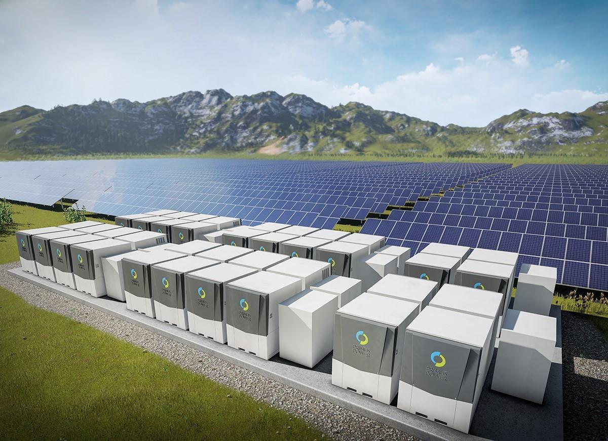 智能岛,液流电池和能源互联网