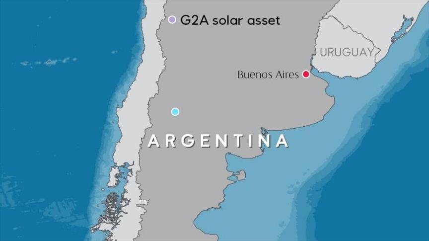 挪威Equinor在阿根廷进入太阳能项目